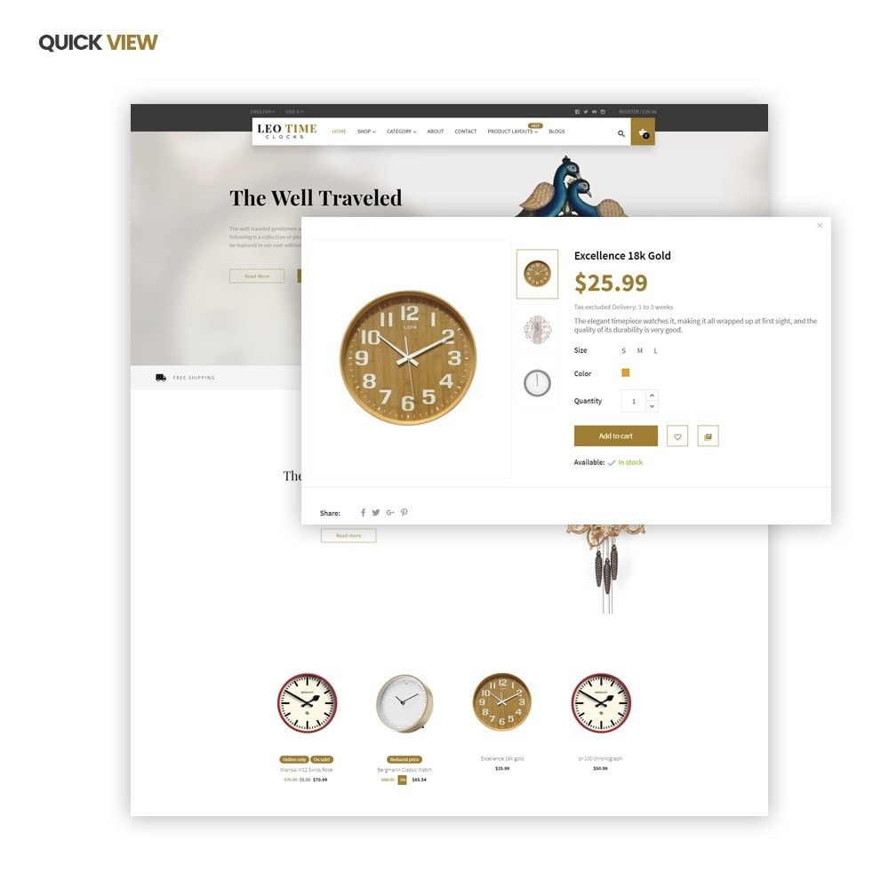 theme - Jewelry & Accessories - Leo Time - 7
