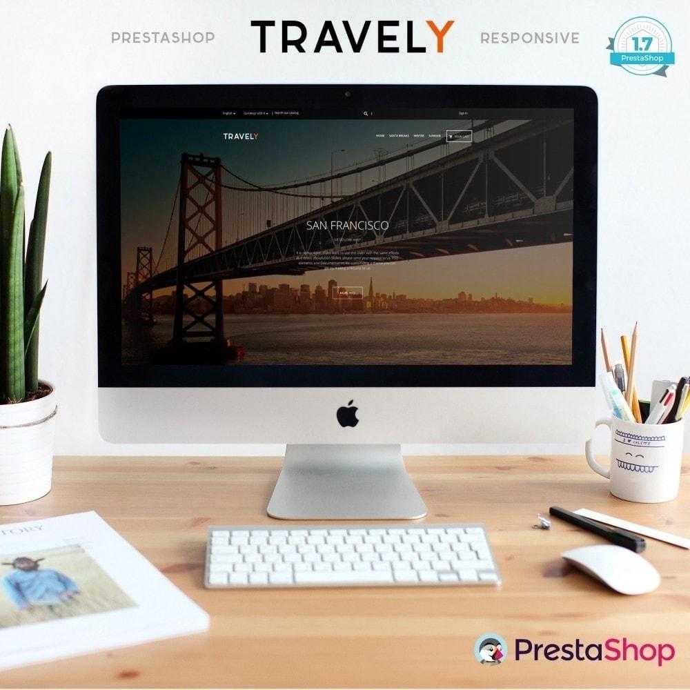 theme - Sport, Attività & Viaggi - Travely - Agenzia di viaggi - 2