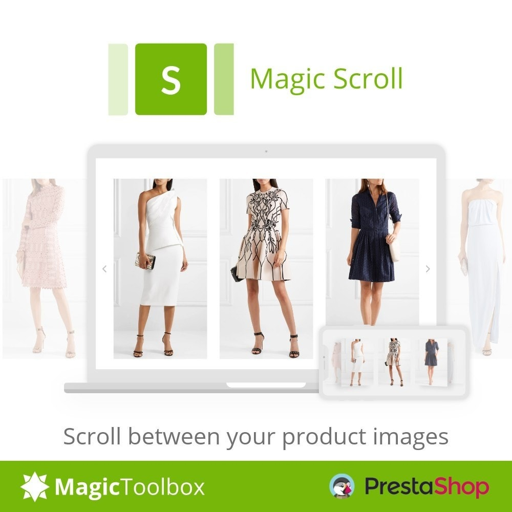 module - Navigation Tools - Magic Scroll - 1