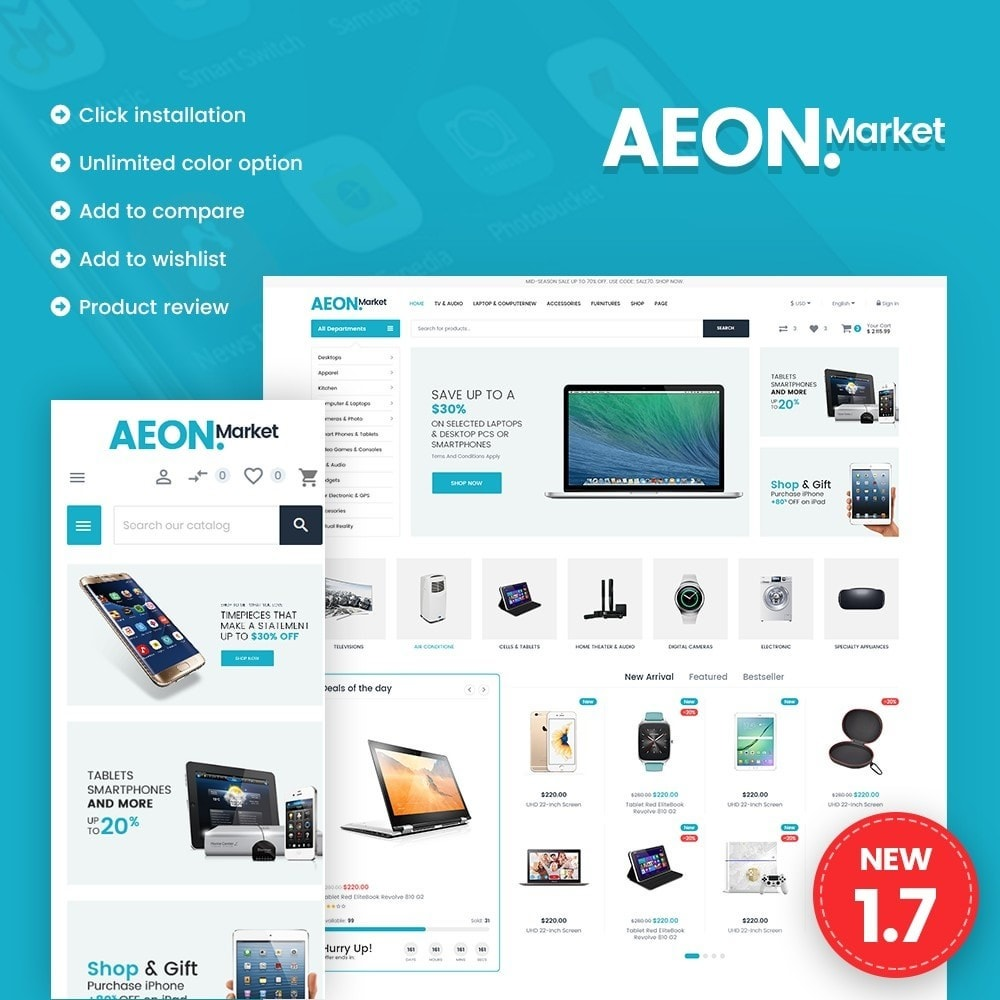AEON Electronic Store