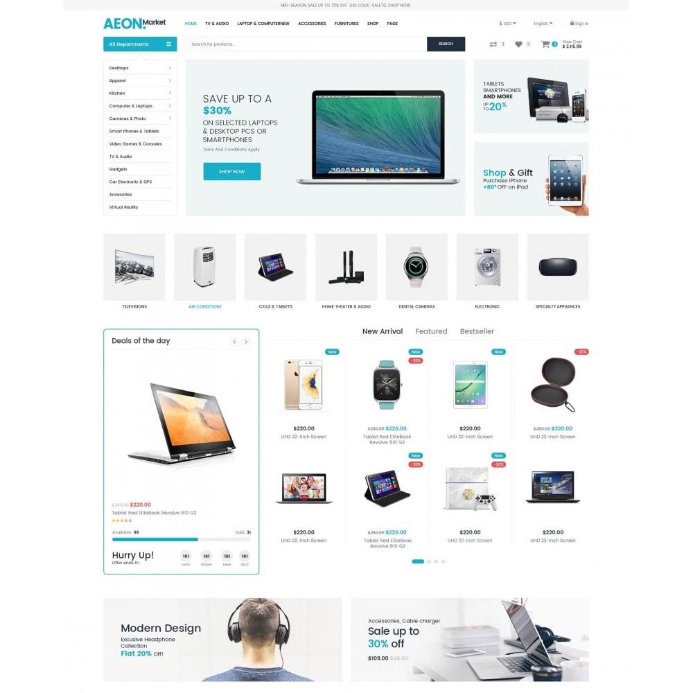 theme - Eletrônicos & High Tech - AEON Electronic Store - 2