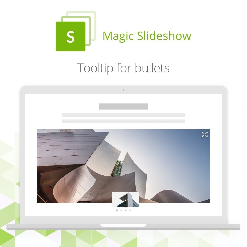 module - Slider & Gallerie - Magic Slideshow - 3