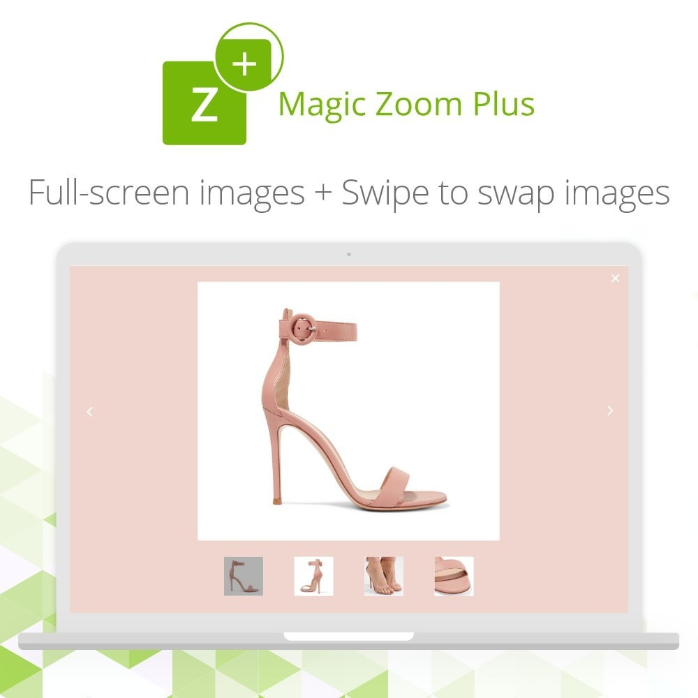 module - Visual dos produtos - Magic Zoom Plus - 6