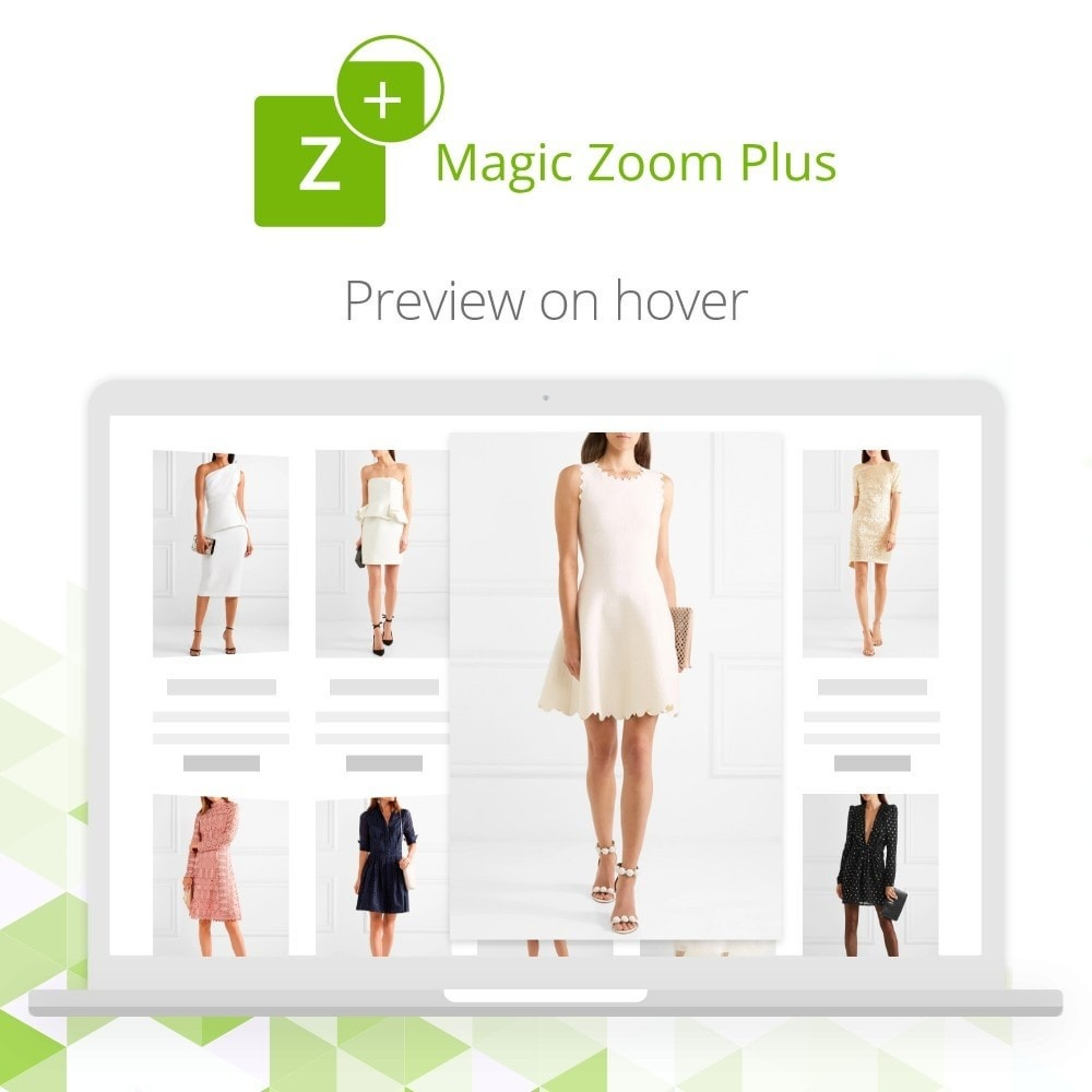 module - Visual dos produtos - Magic Zoom Plus - 7