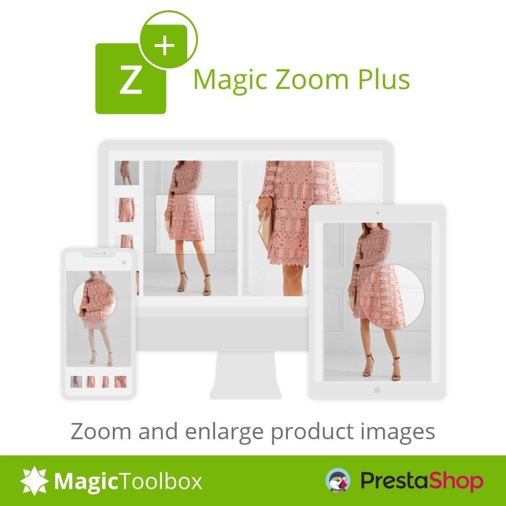 module - Visualizzazione Prodotti - Magic Zoom Plus - 1