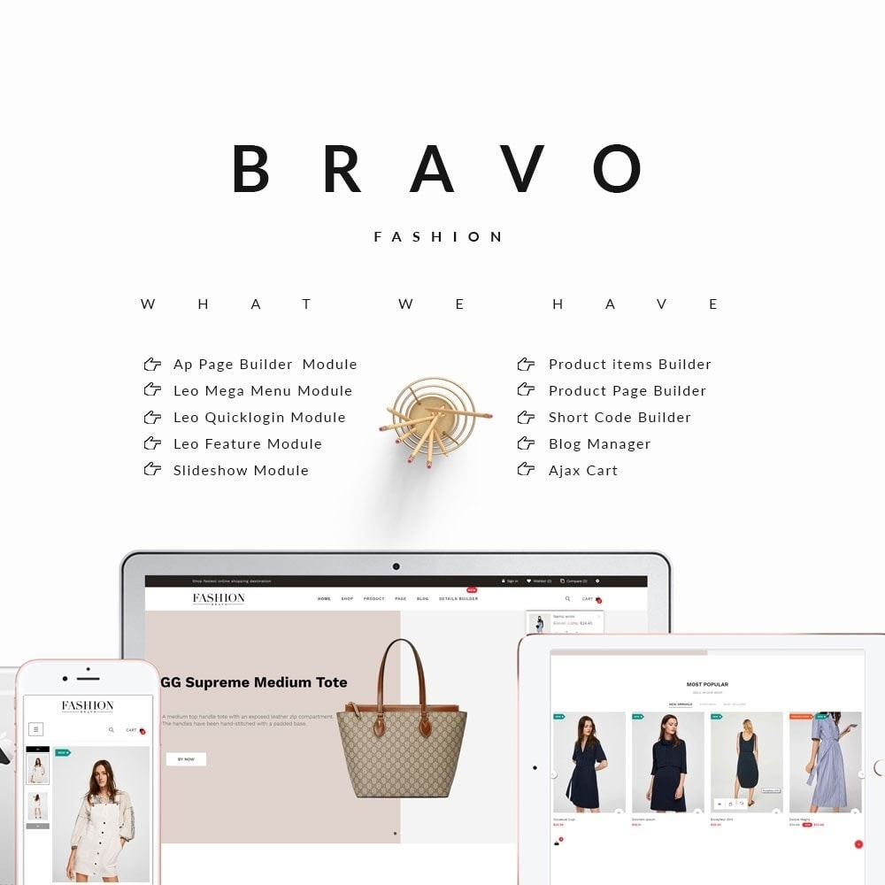 Bravo - The Fashion Collection