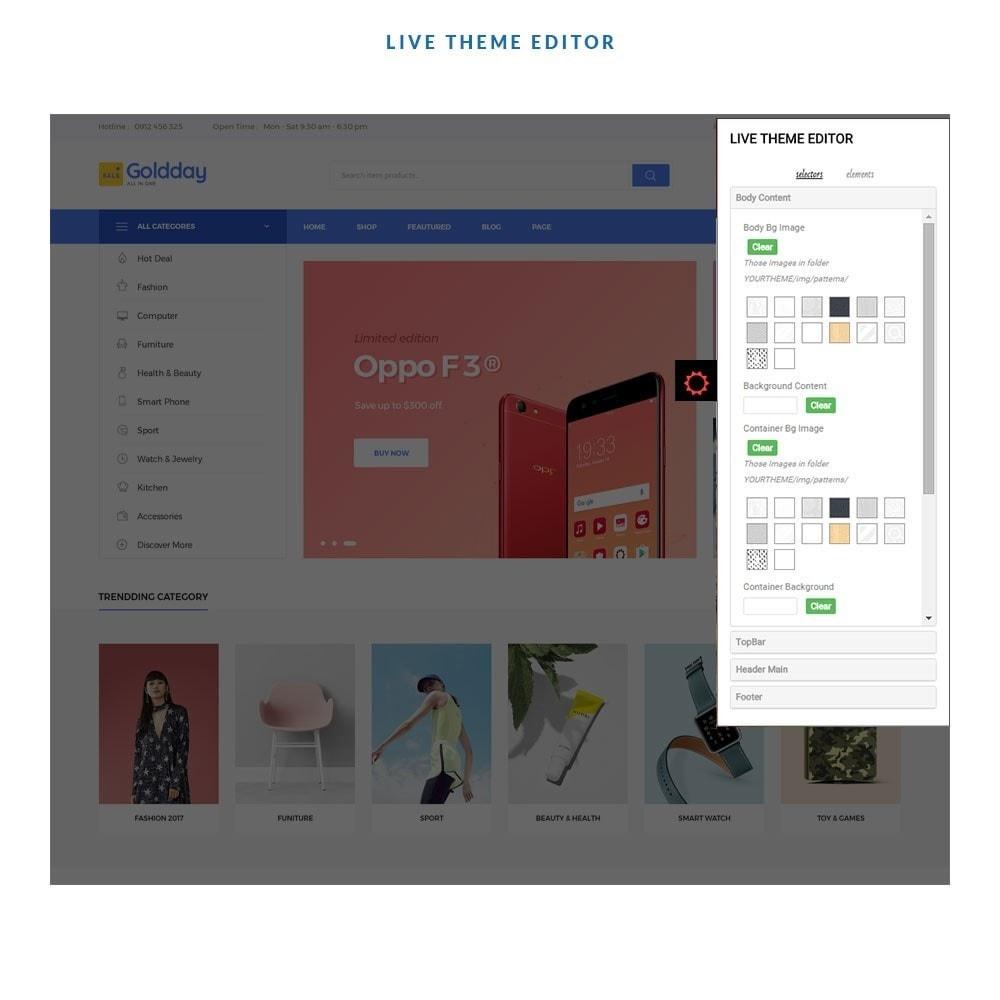 Temas y diseños PrestaShop - PrestaShop Addons