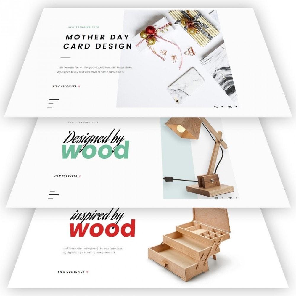 theme - Mode & Chaussures - Marakod - Minimal Handmade Theme - 4