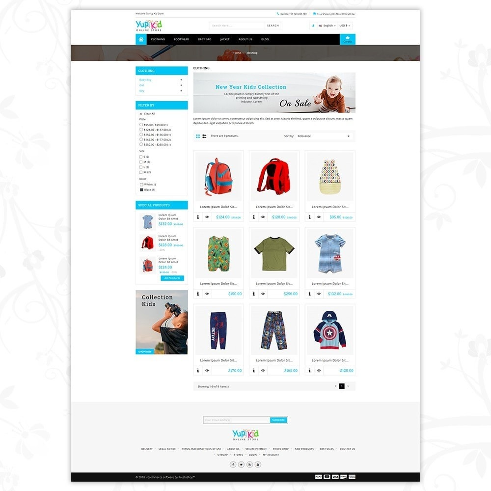 YupKid - Kid's Fashion Store