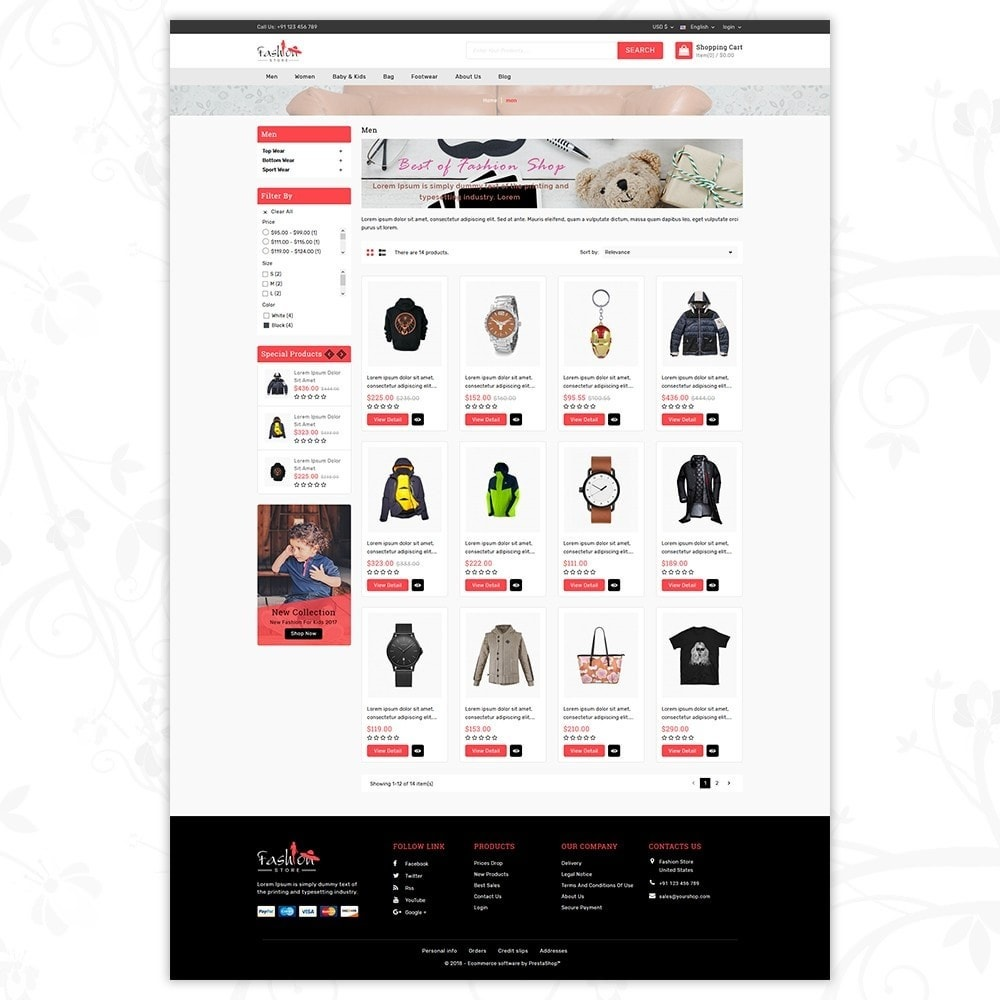 theme - Mode & Schoenen - Fashion Store - 3