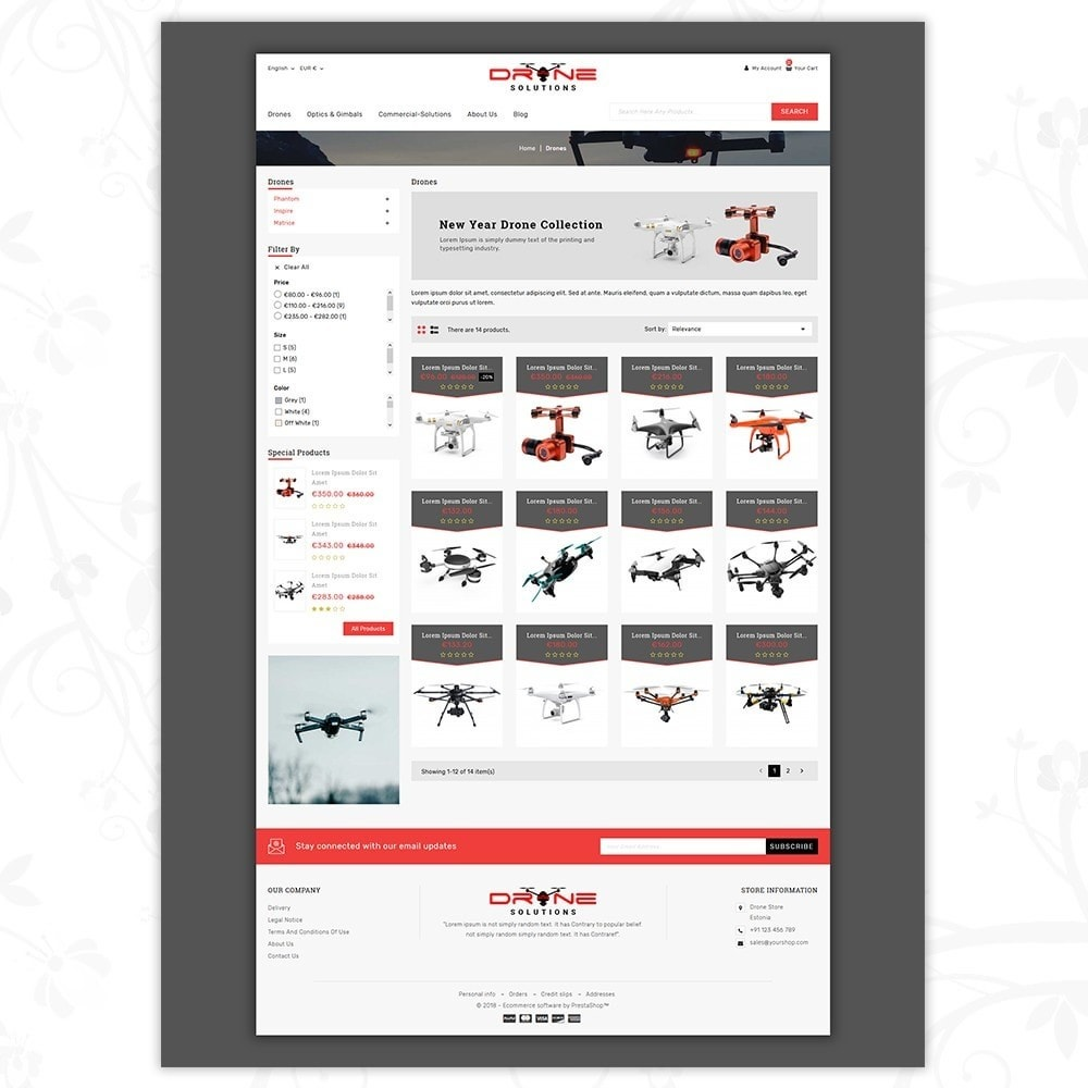 Drone Solutions Store
