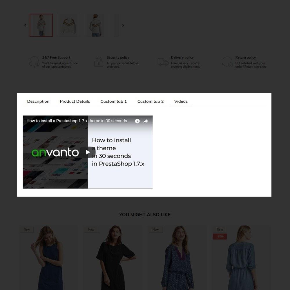 theme - Fashion & Shoes - Eleonora Fashion Store - 9