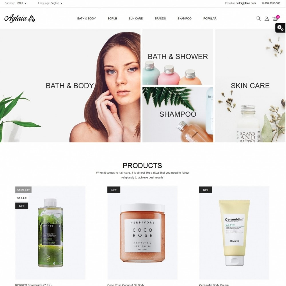 Aglaia Cosmetics