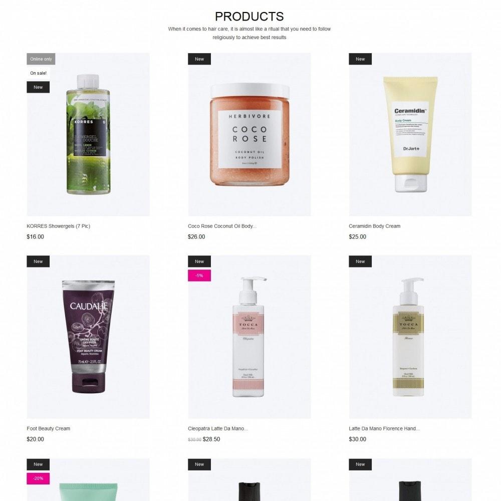 theme - Health & Beauty - Aglaia Cosmetics - 3