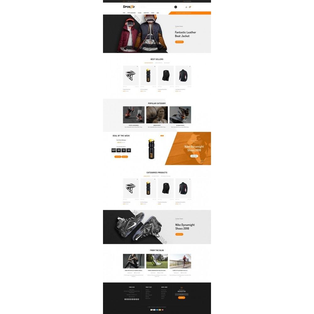 Sporto - Sport Accessories Store