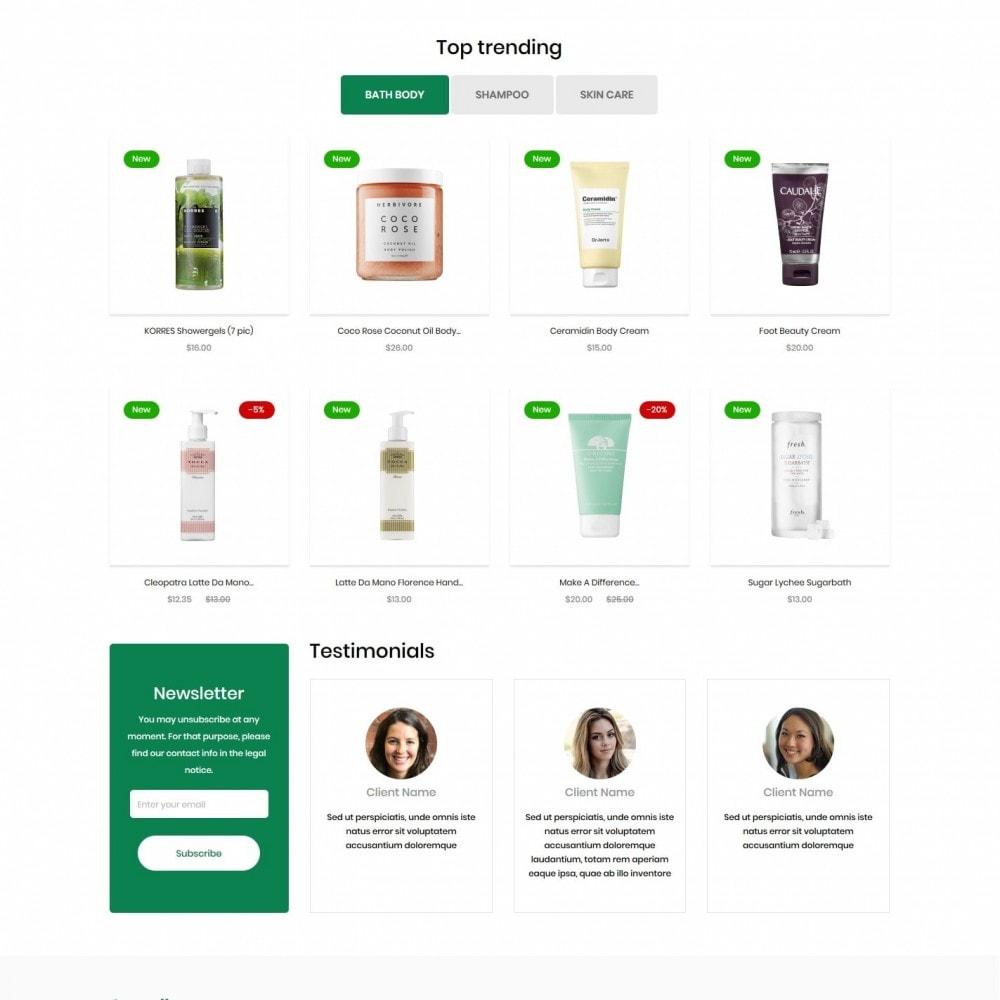 theme - Health & Beauty - Azorella Cosmetics - 3