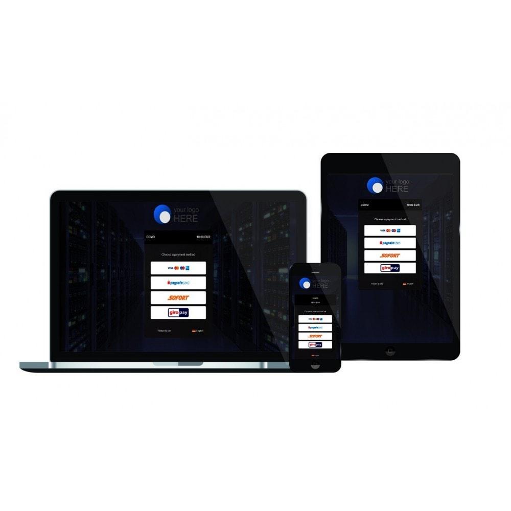 module - Оплата банковской картой или с помощью электронного кошелька - Paygol Online Payment Gateway - 3