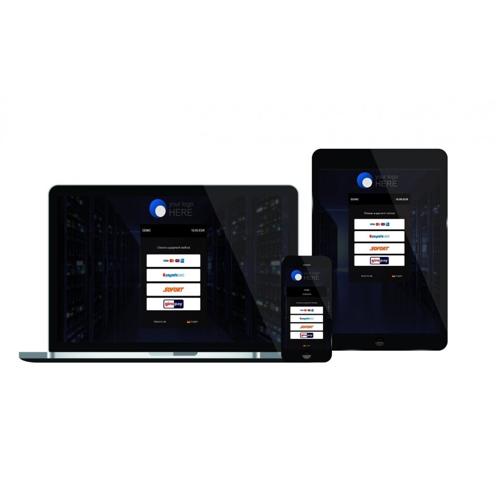 module - Pagamento con Carta di Credito o Wallet - Paygol Online Payment Gateway - 3