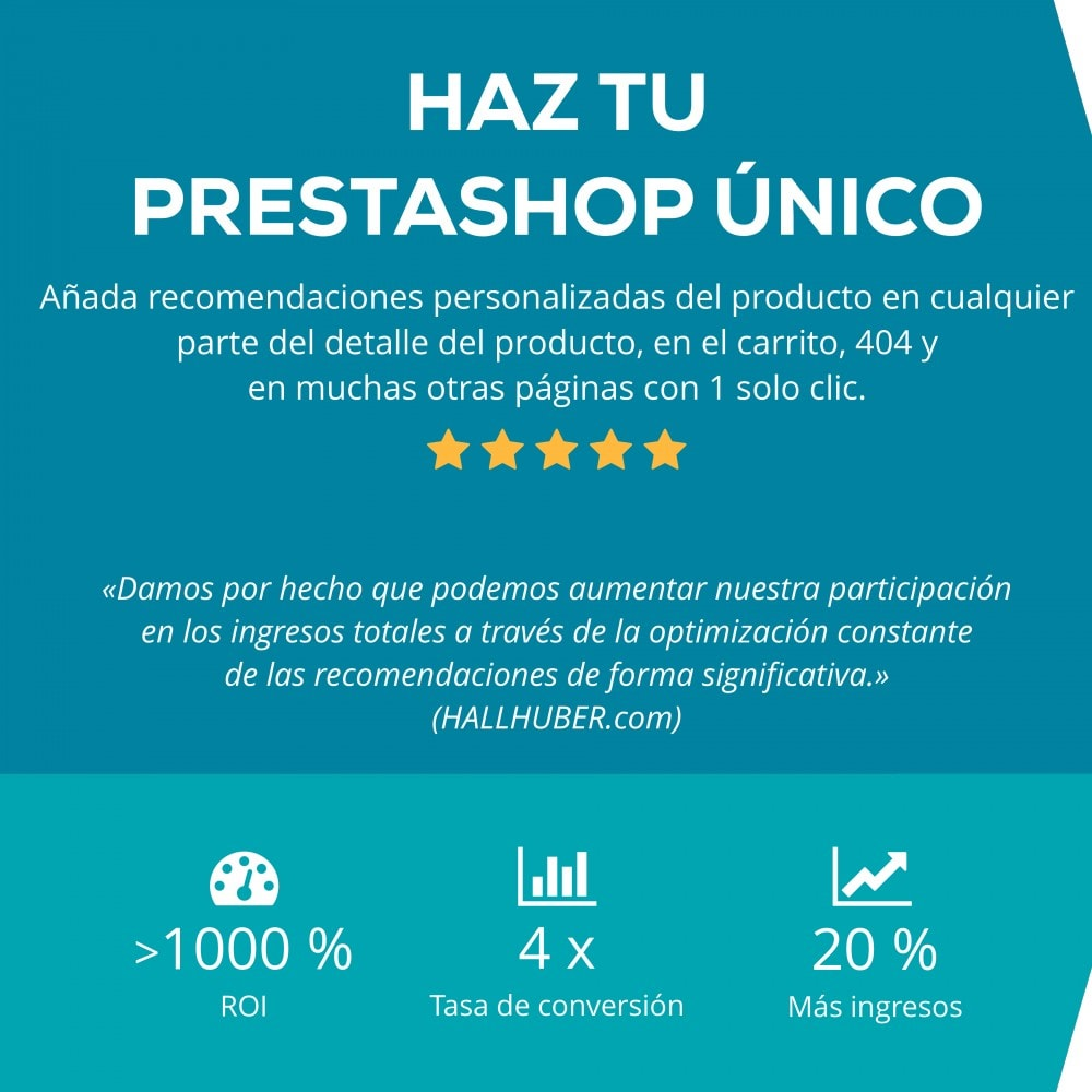 module - Remarketing y Carritos abandonados - Recolize - La Personalización Plug & Play - 1
