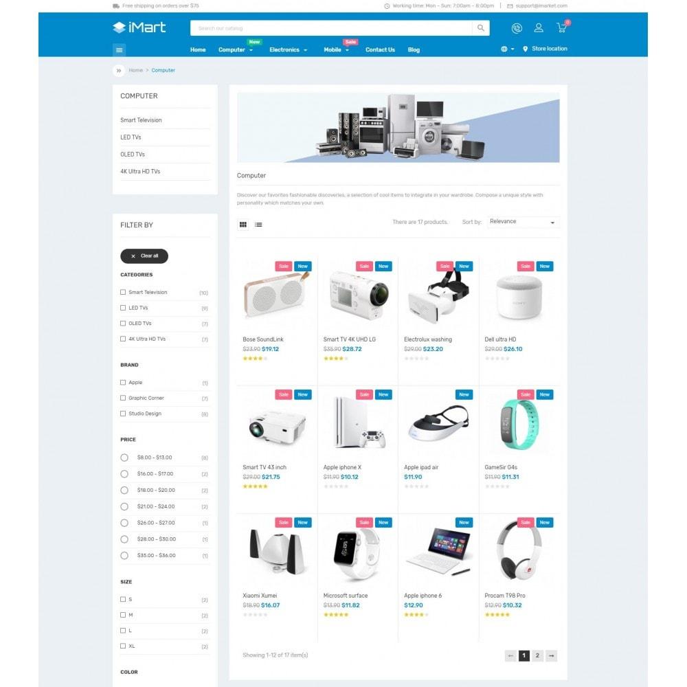 theme - Elettronica & High Tech - iMart Electronic Store - 5