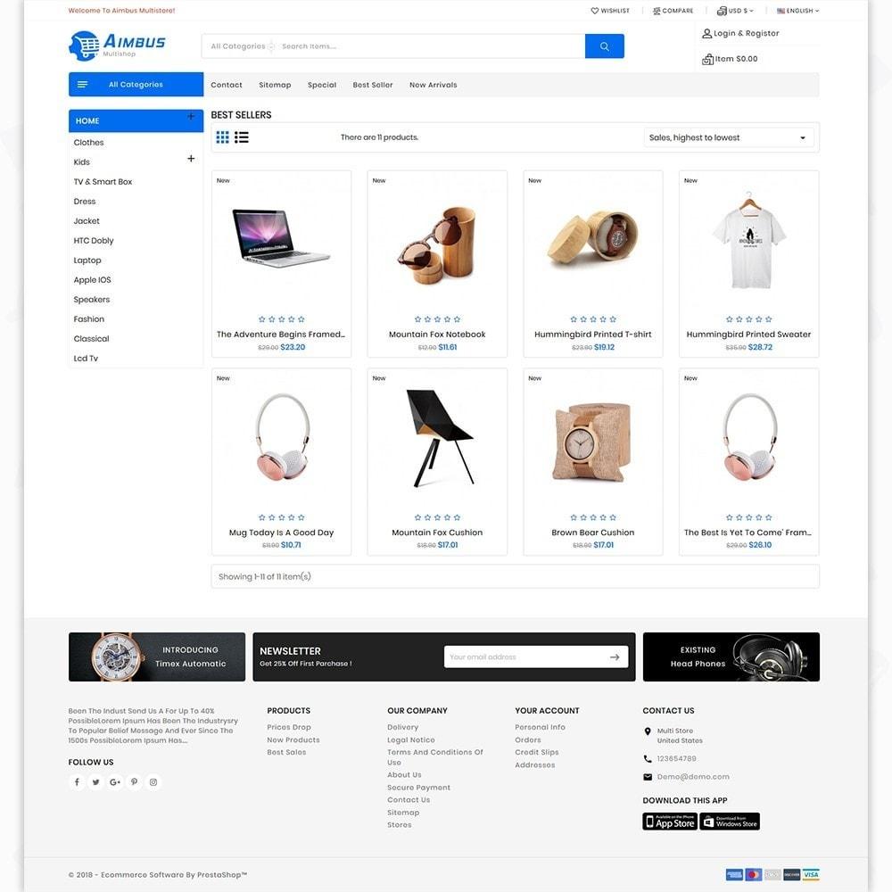 Aimbus - Electronics Store