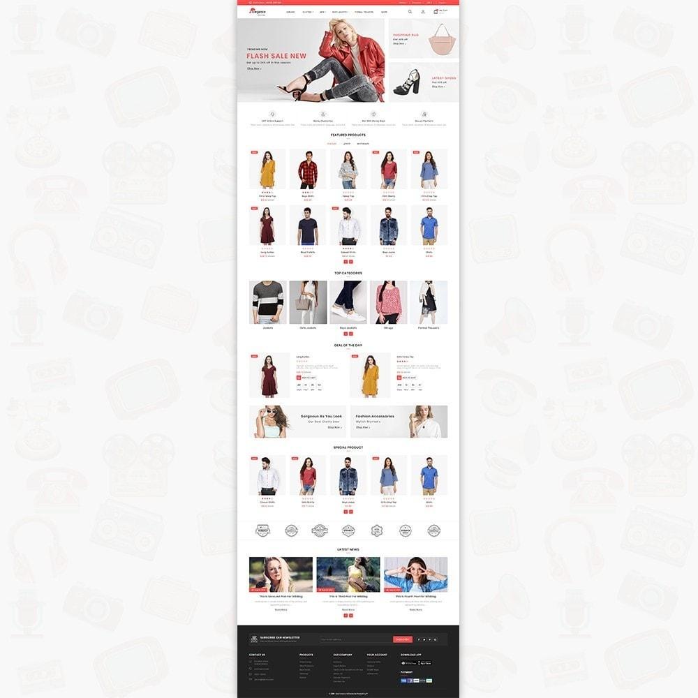 theme - Fashion & Shoes - Elegance The Fashion Store - 2