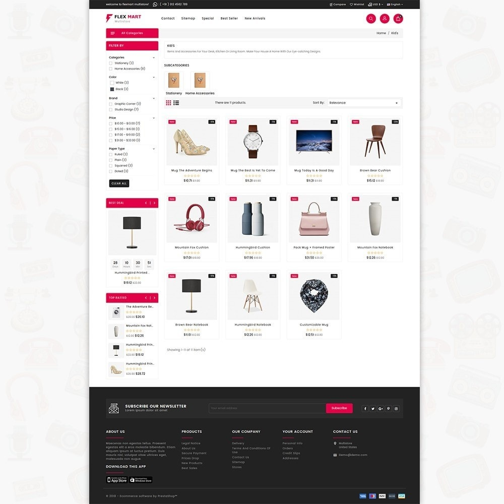 Flex Mart - The Best Multi Store