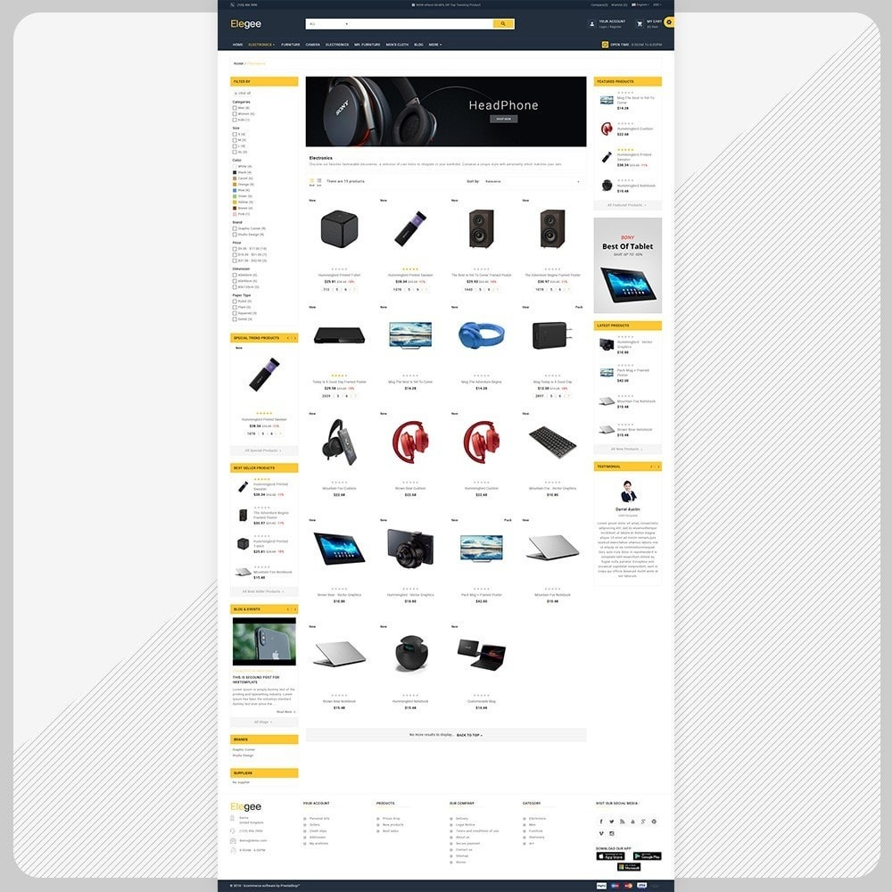Elegee – Electronices Mega Shop