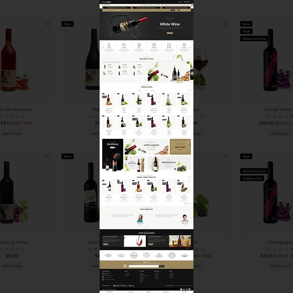 Royal Wine - Wine Shop