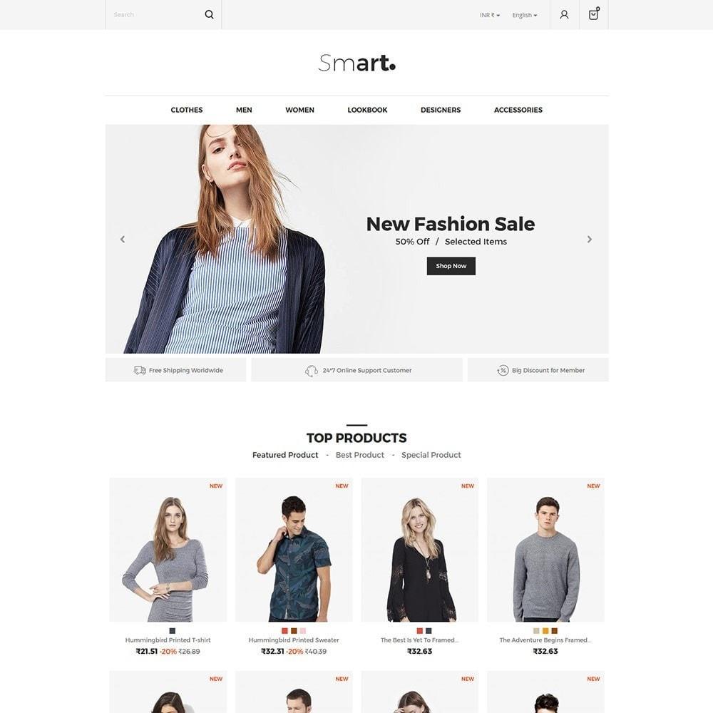Smart - Fashion Store