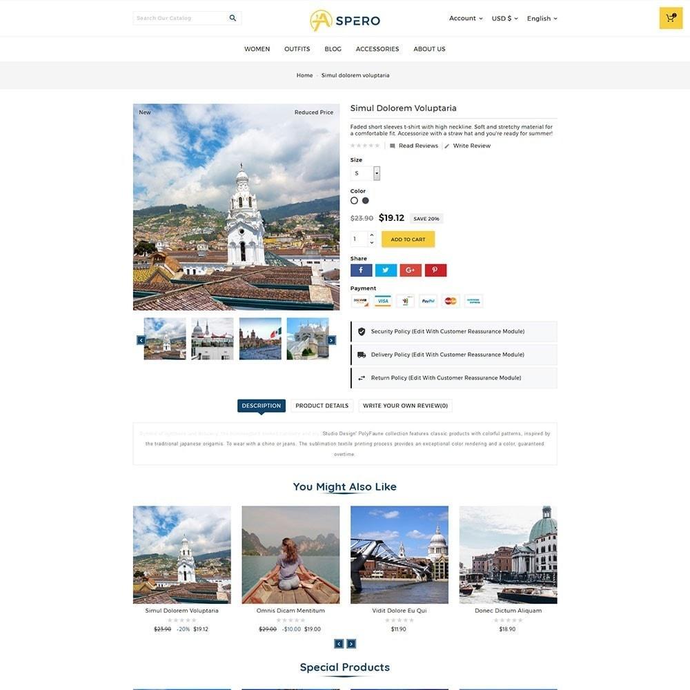 Aspero Travel Store