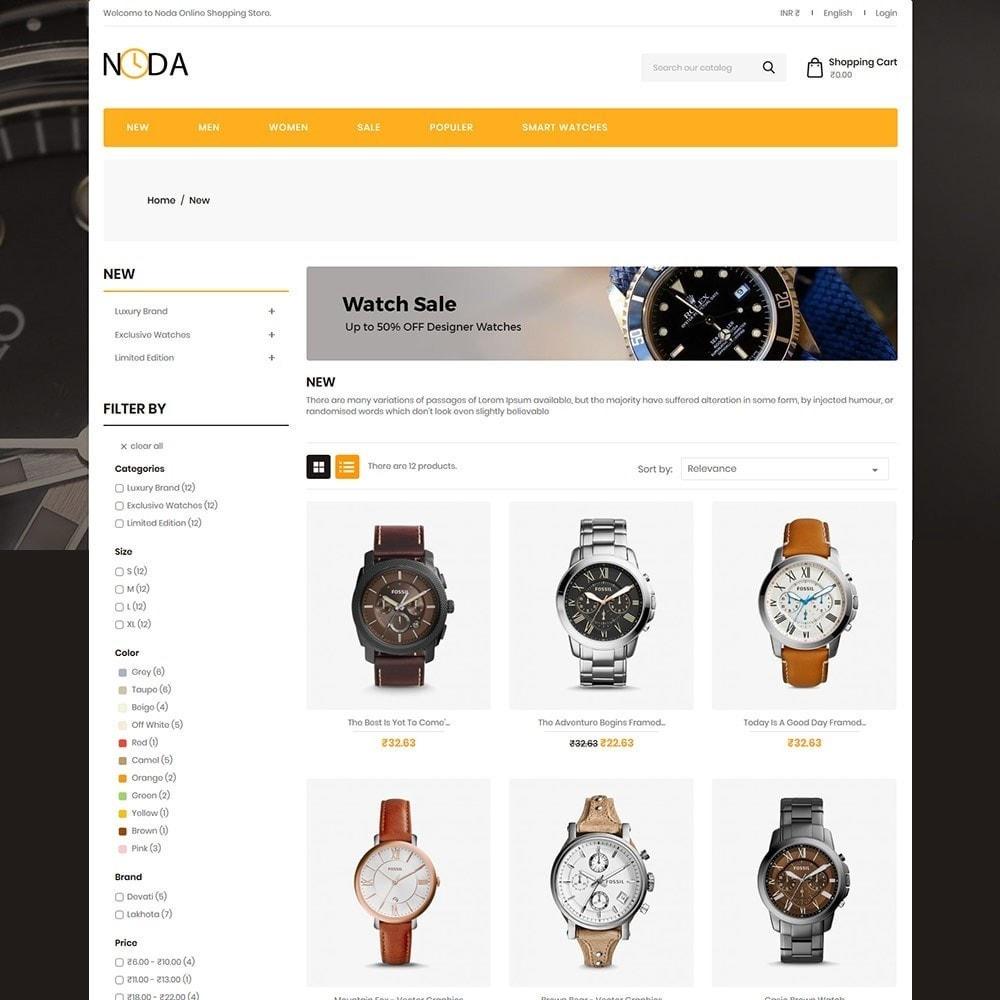 Noda Watch Store