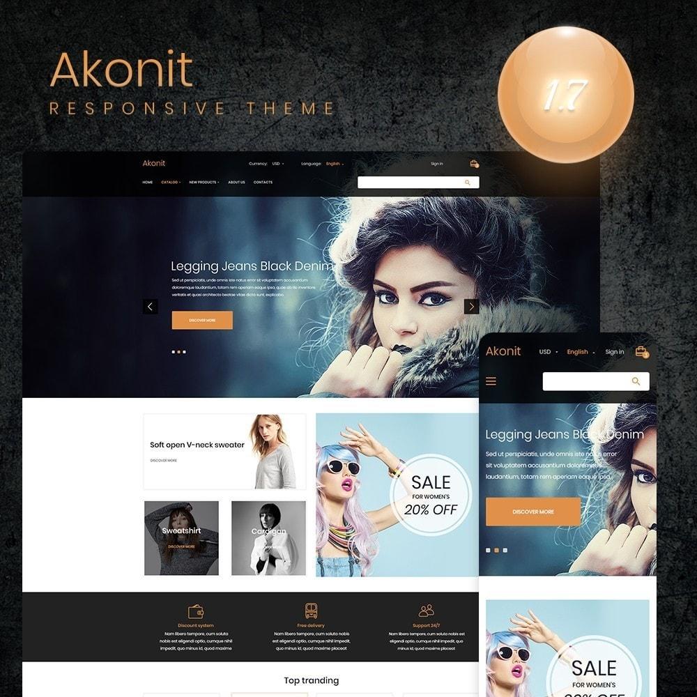 Akonit Fashion Store