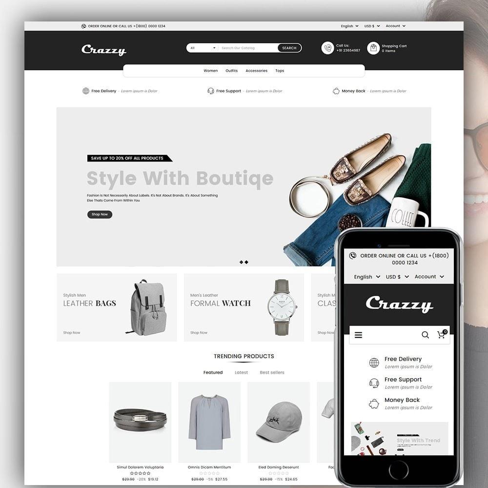 Crazzy Fashion Store