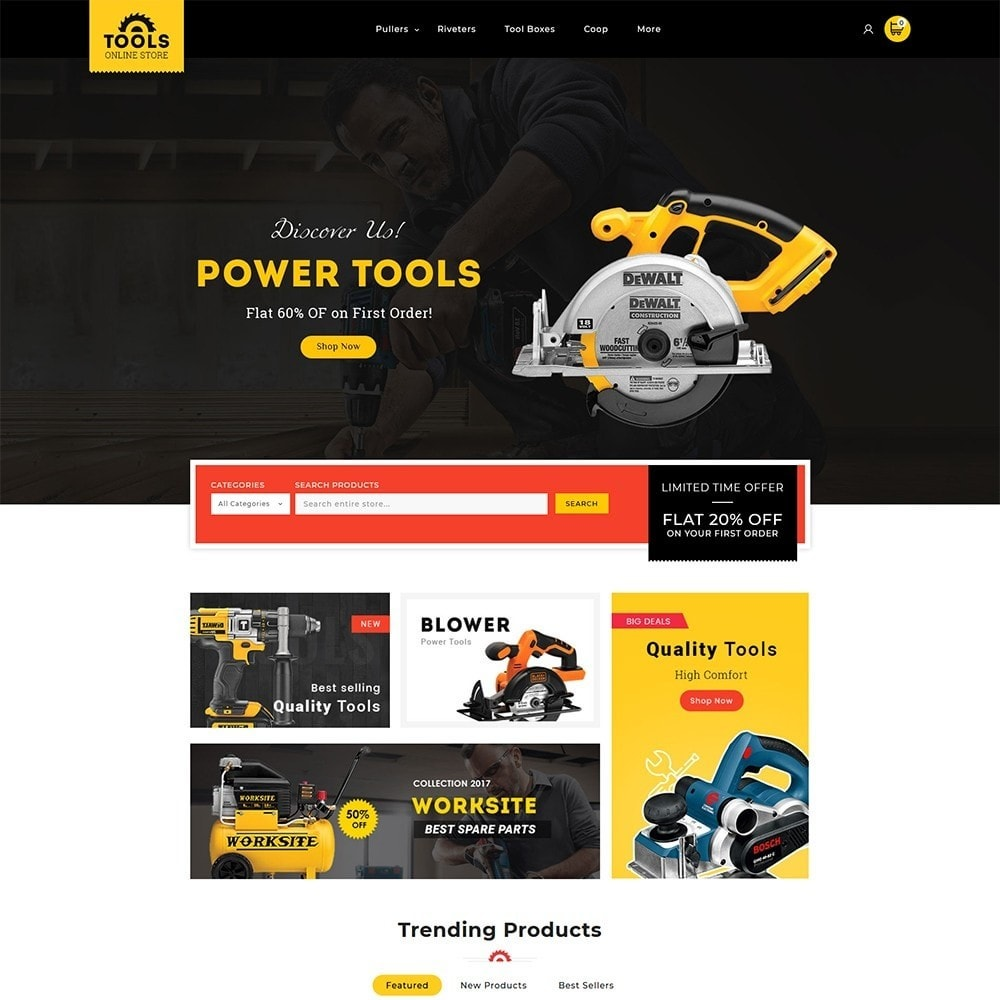 Tools Equipment