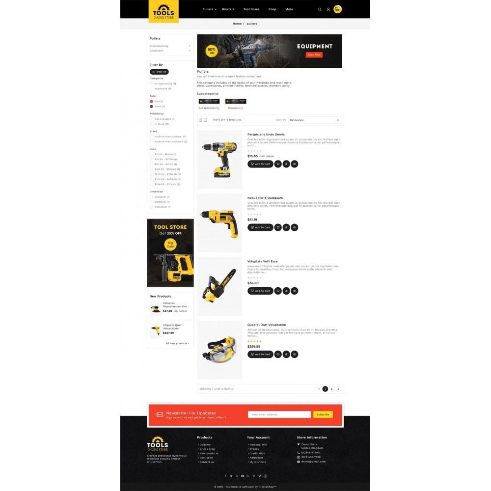 theme - Hogar y Jardín - Tools Equipment - 6