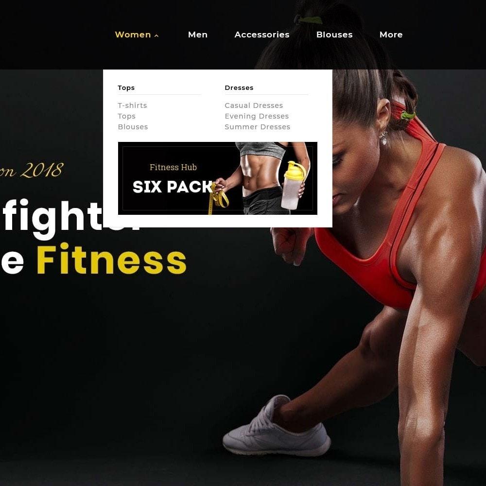 theme - Deportes, Actividades y Viajes - Fitness Center - 11