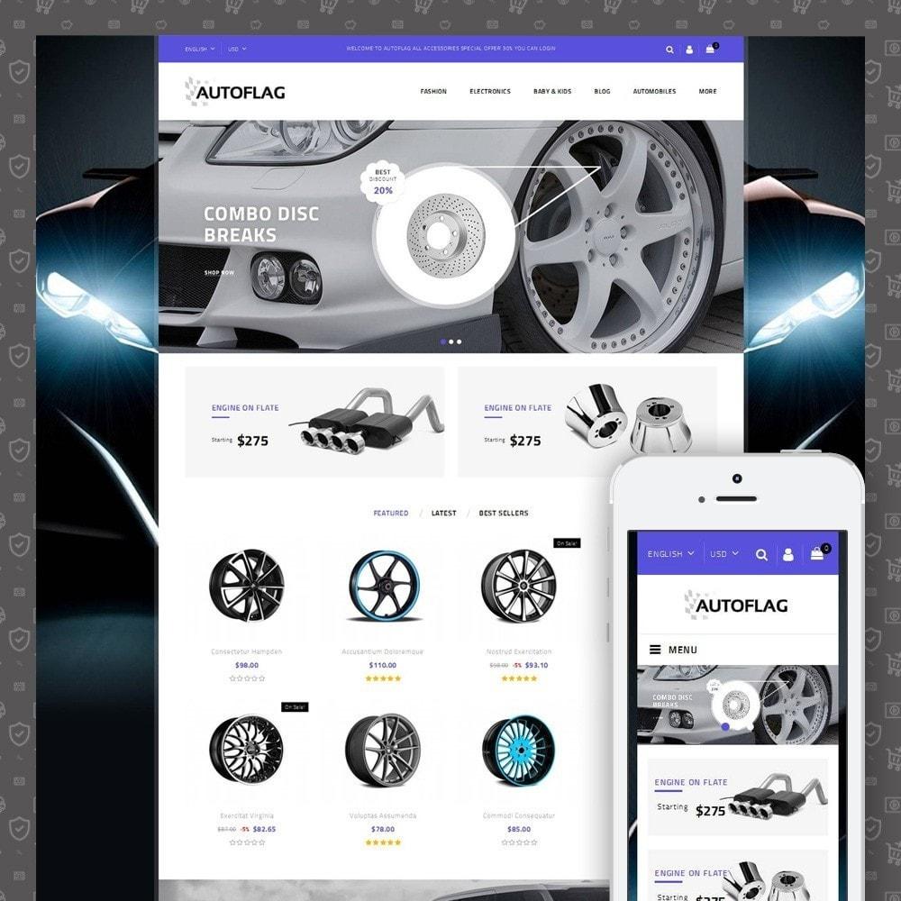 AutoFlag Store