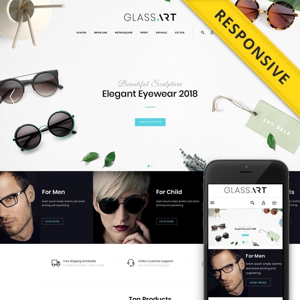 Glass Art -Eyeglasses Store