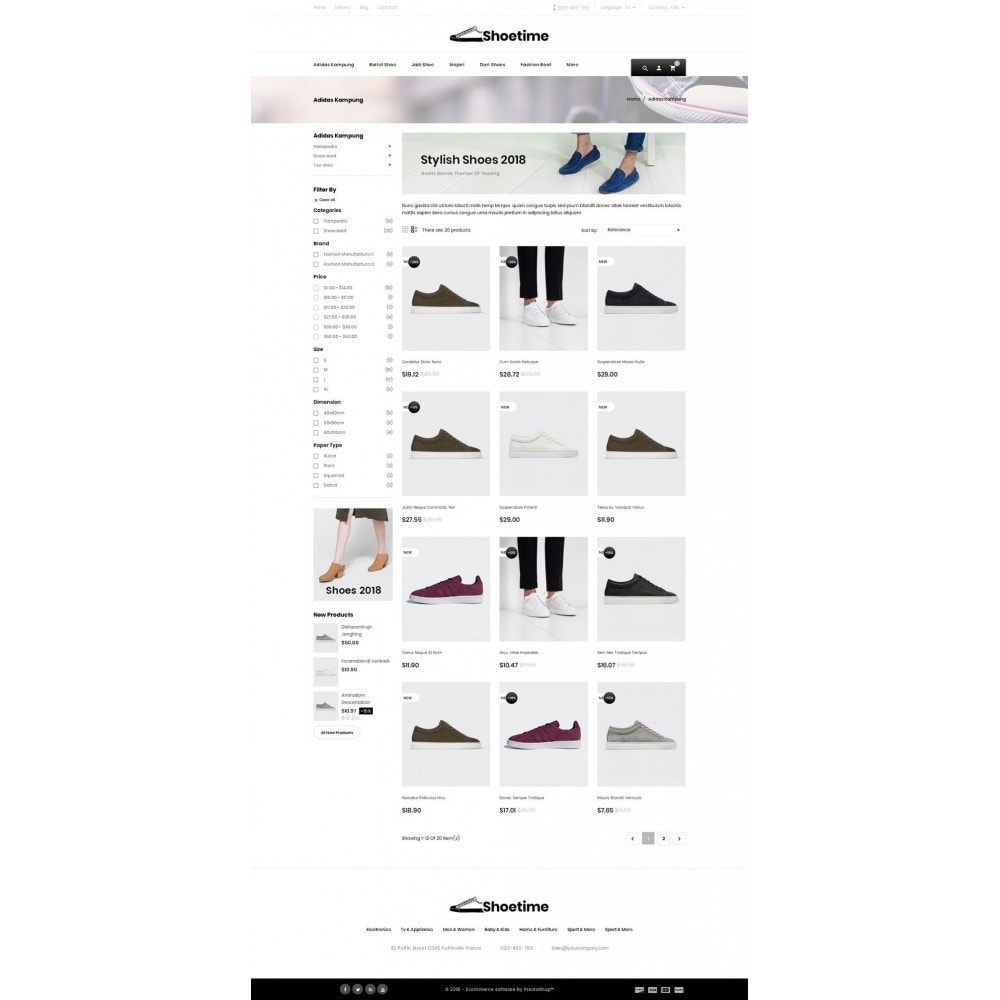 Shoetime - Fashion Accessories Store