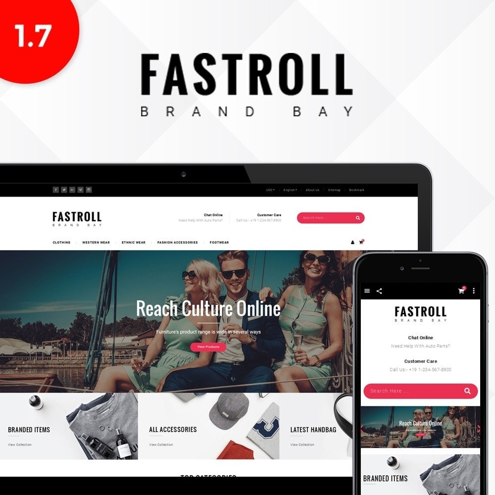 Fastroll Store