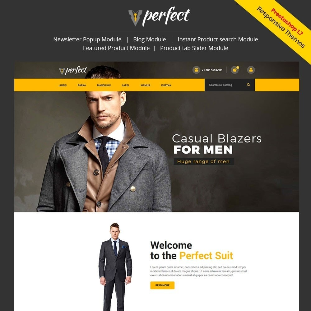 Perfect - Fashion Store