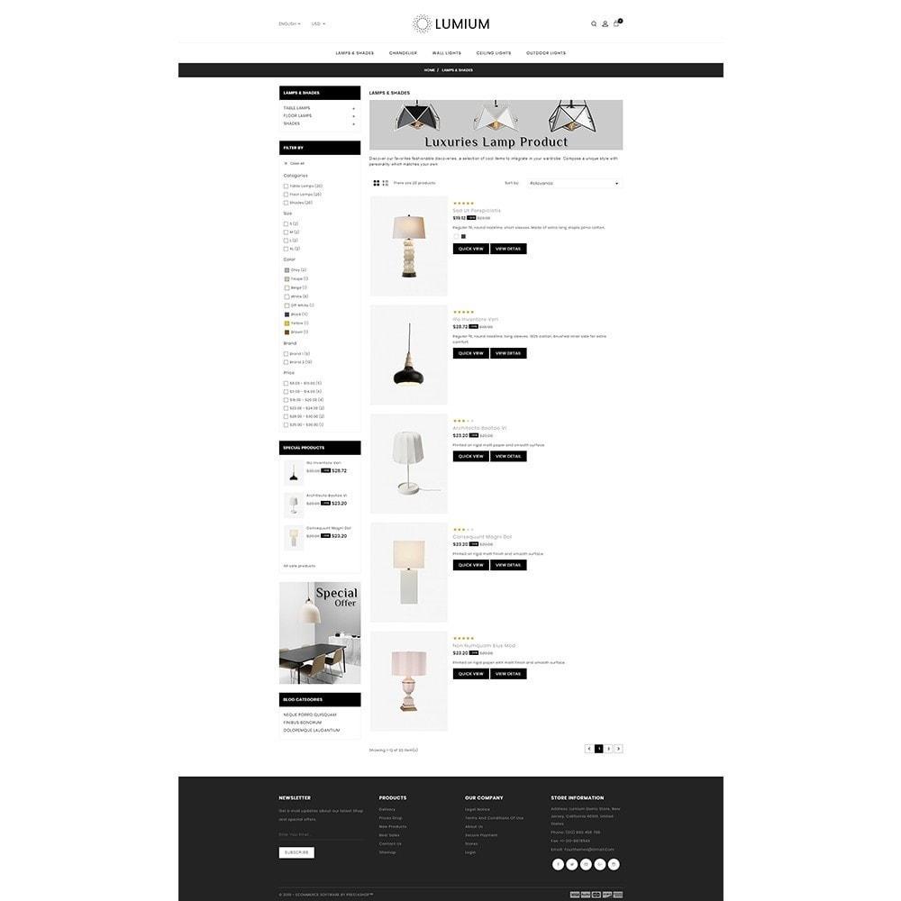 theme - Casa & Giardino - Lumium Store - 4