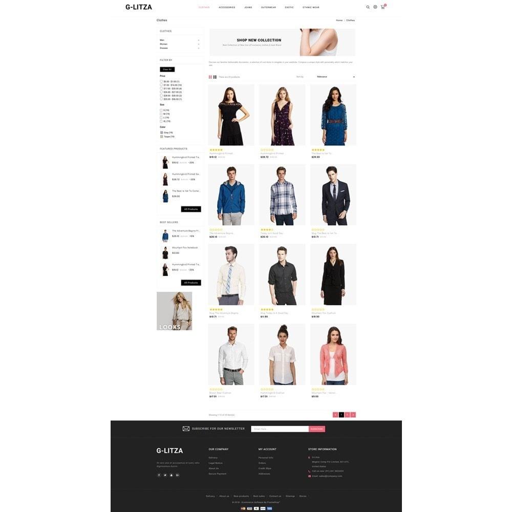 theme - Fashion & Shoes - G-Litza Fashion Store - 3