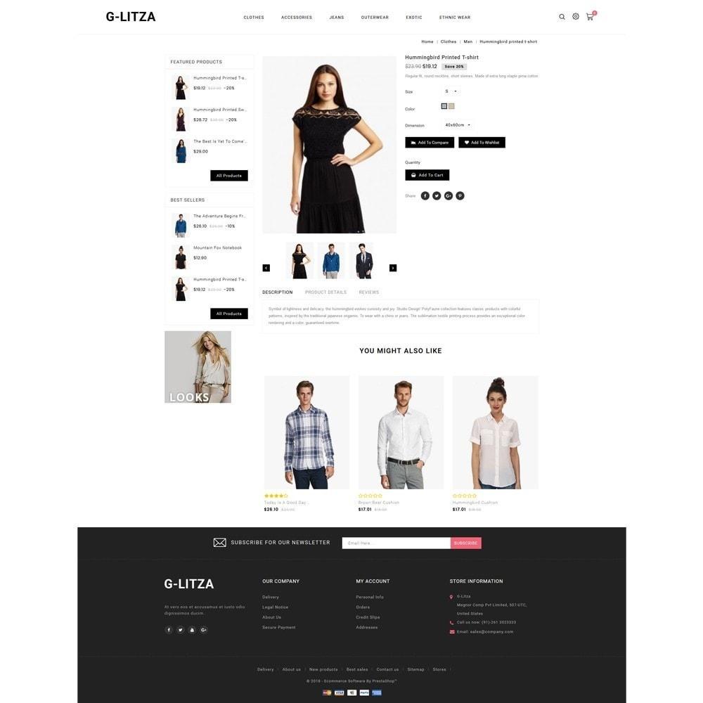 theme - Fashion & Shoes - G-Litza Fashion Store - 5