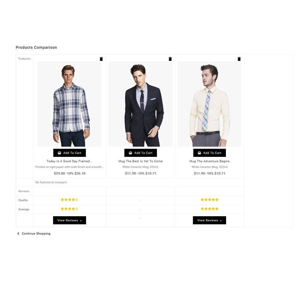 theme - Fashion & Shoes - G-Litza Fashion Store - 9