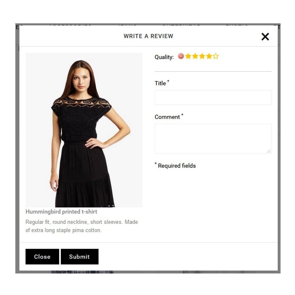 theme - Fashion & Shoes - G-Litza Fashion Store - 11