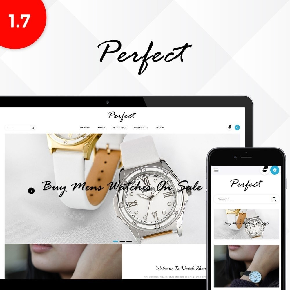 theme - Jewelry & Accessories - Perfect Store - 1