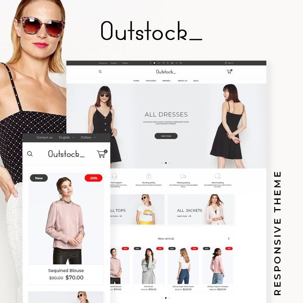 theme - Fashion & Shoes - Outstock Fashion Store - 1