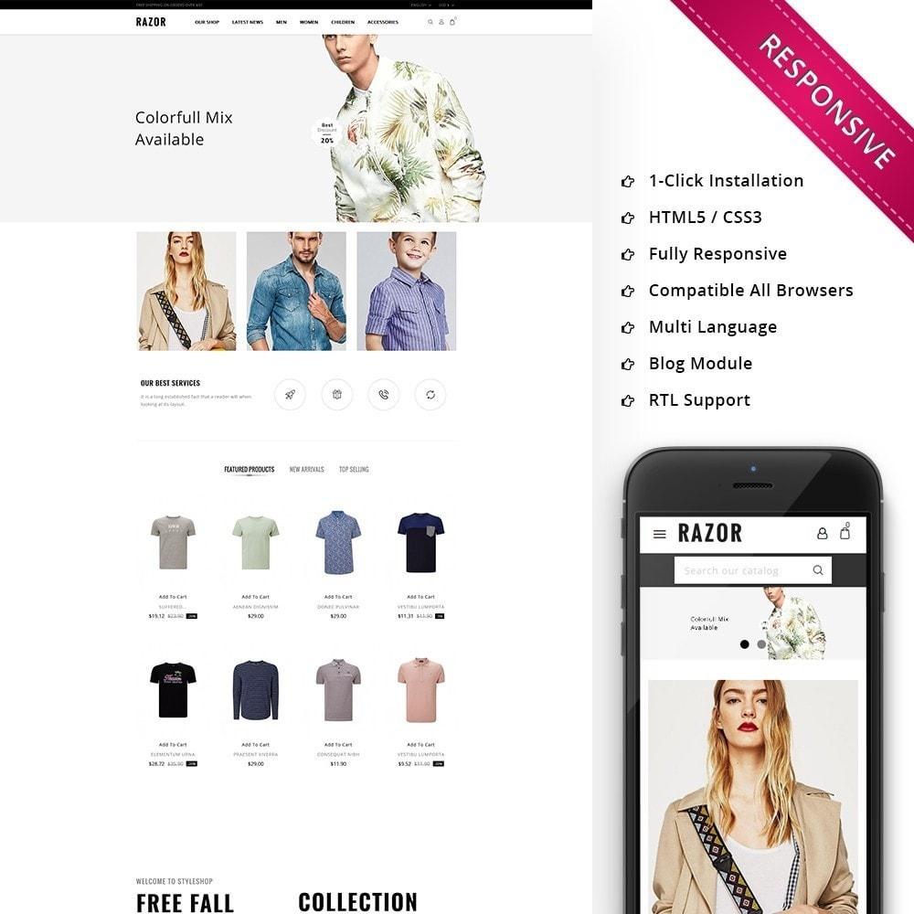 Razor - The Fashion Store